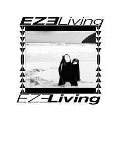 EZE Living Shirt Design, Back