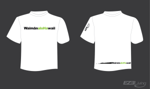 WaimanaloHawaii Shirt, White