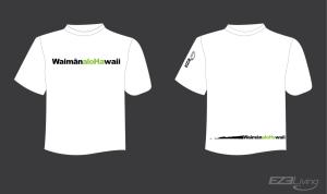 WaimanaloHawaii Shirt, White