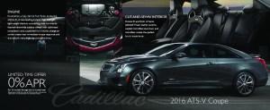 Cadillac Ads