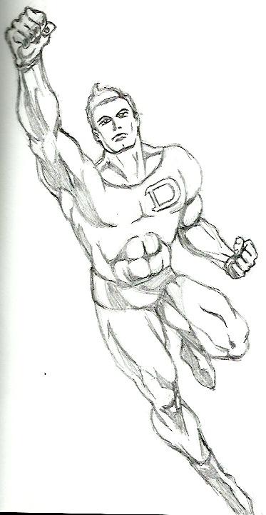 Design Hero Sketch