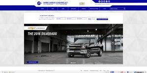 Hank Graff Chevrolet Davison Website (hankgraffdavison.net)