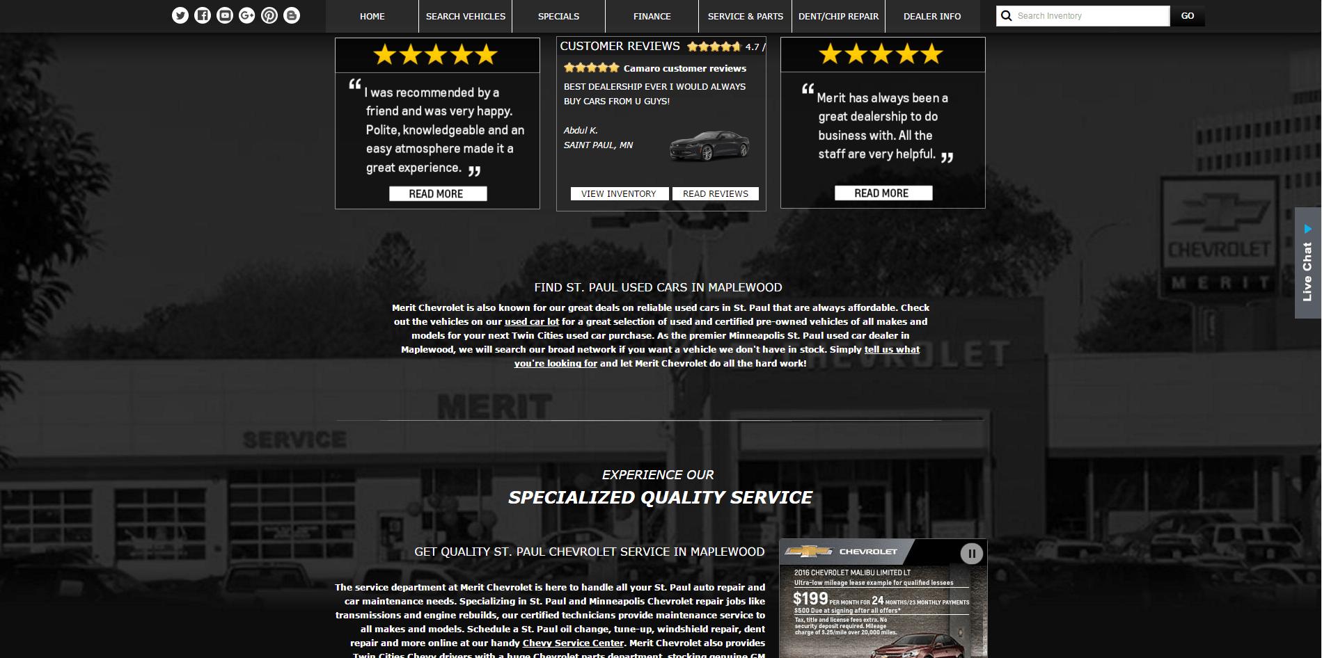 Merit Chevrolet (After) 1.4