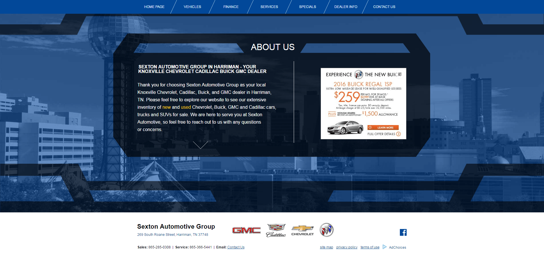 Sexton Automotive Group (After) 1.5