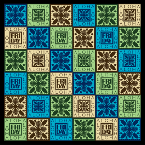 Aloha Friday Quilt Pattern