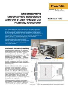 5128A Humidity Generator Technical Note