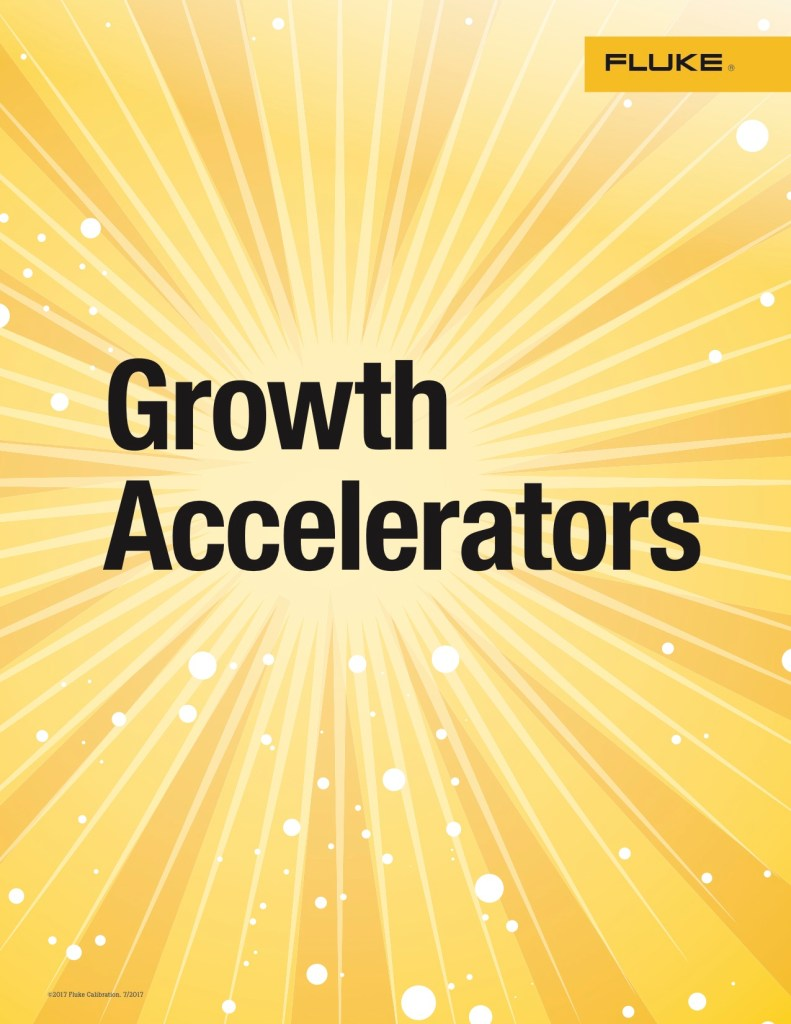 Fluke Day 2017 Growth Accelerators Table Signs