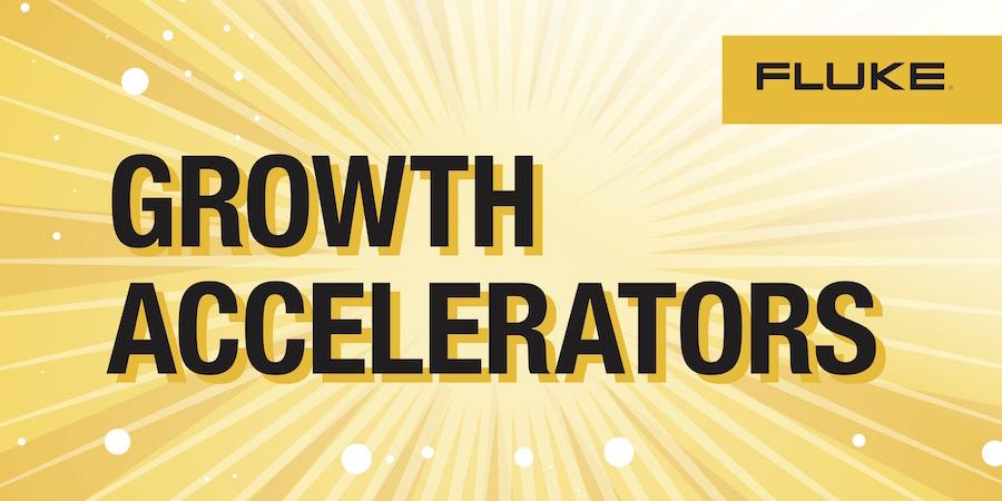 Fluke Day 2017 Growth Accelerators 2x4 ft banner