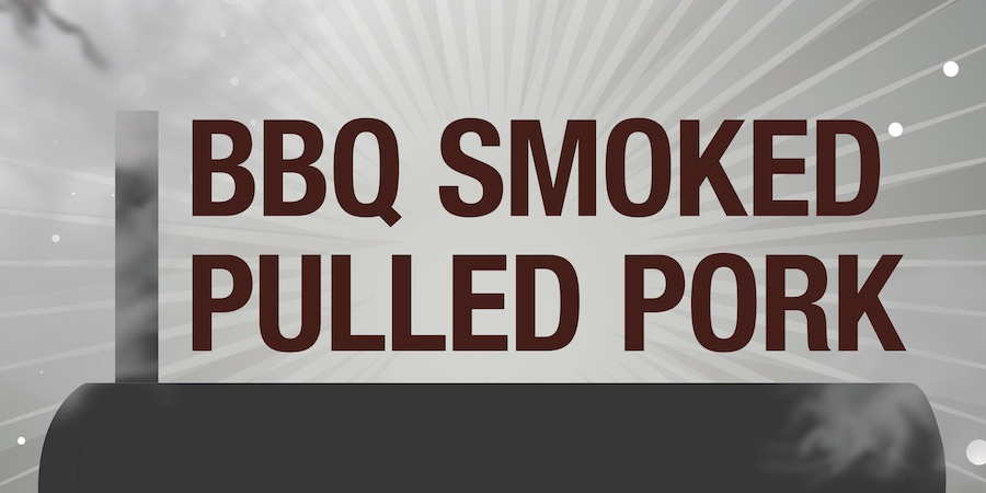 Fluke Day 2017 BBQ Pulled Pork 2x4 ft banner