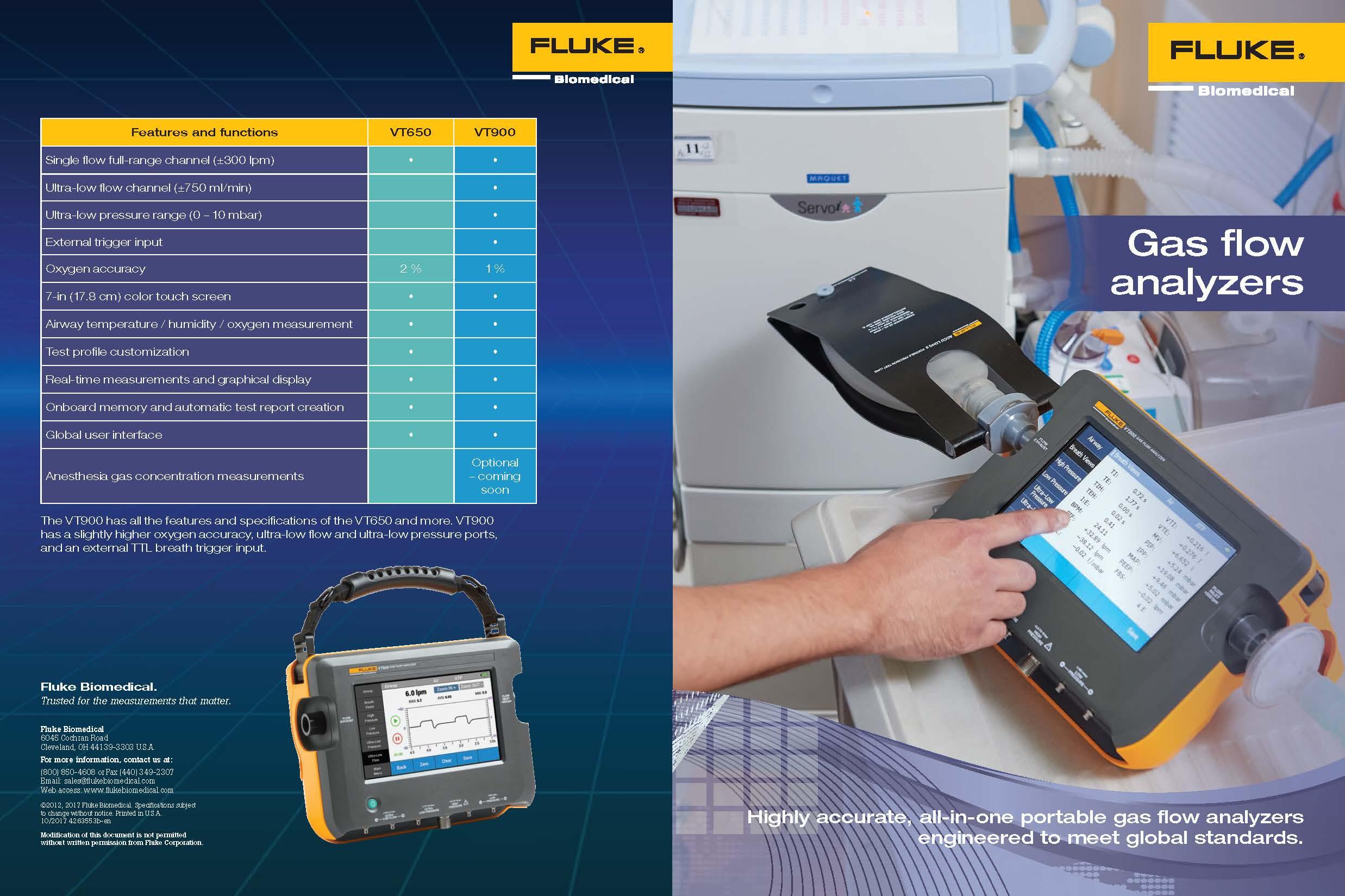 VT650/900 New Product Campaign, Brochure