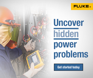Fluke Power Quality External Web Banners