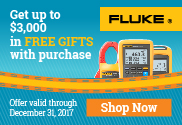 Fluke T3 National Promo, Outfit Your Crew, External Web Banners