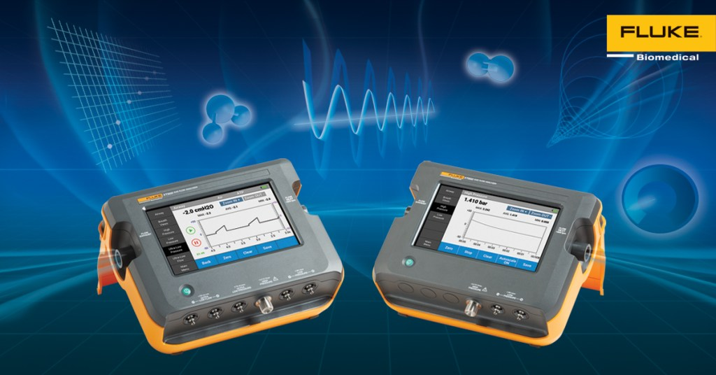 Fluke Biomedical New Product, VT650/VT900 Launch External Web Banners