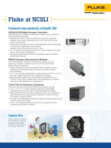 NCSLI Flyer