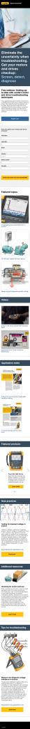 Motors and Drive Web Page