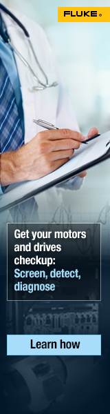 Motors and Drives Campaign Web Banners