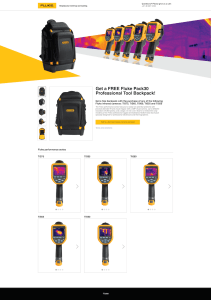 TiS50/TiS75 + Free Backpack Promo Web Page