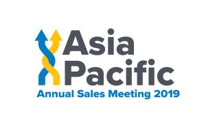 APAC Sales Meeting 2019 Lockup