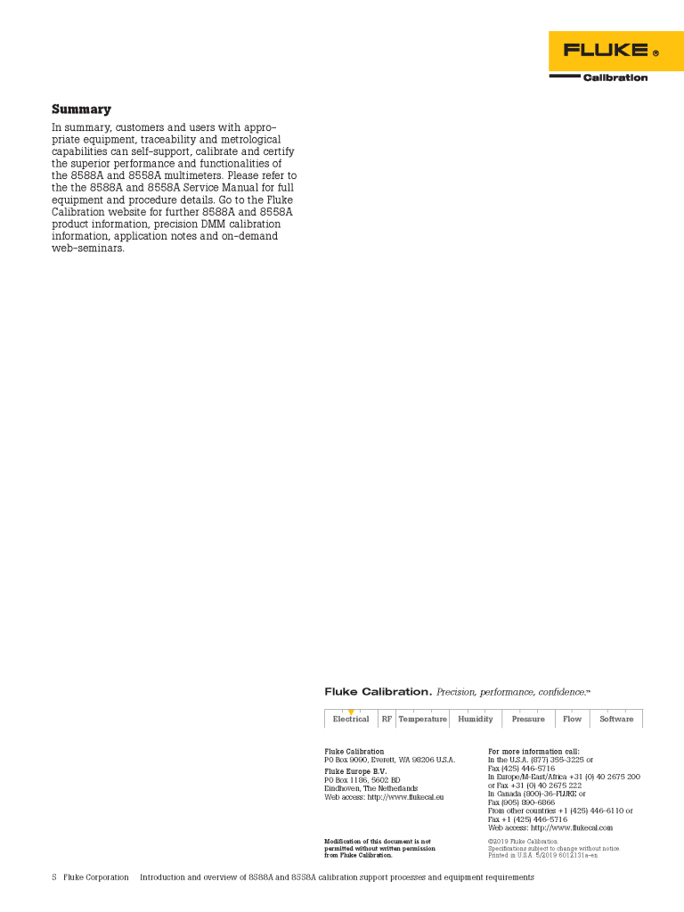 8588A/8558A Application Note