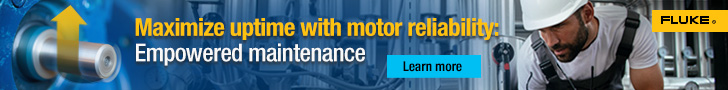 Motor Reliability Maintenance External Banners