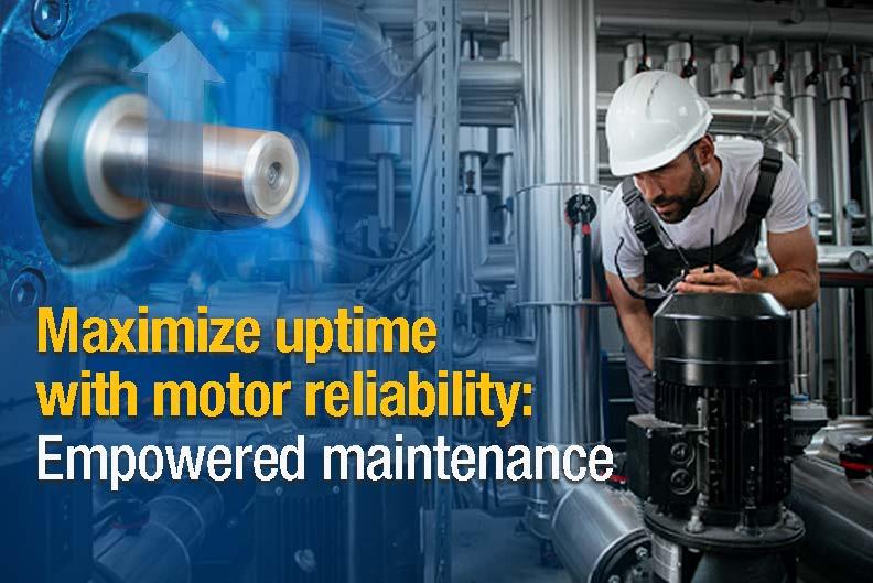Motor Reliability Concept 1 Maintenance