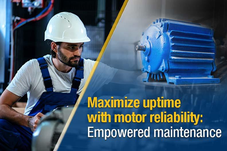 Motor Reliability Concept 2 Maintenance