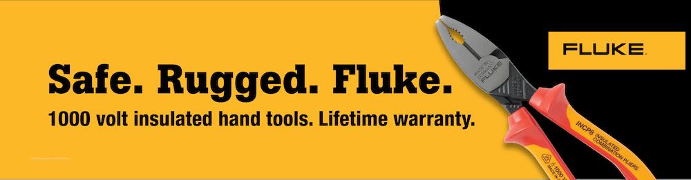 Insulated Hand Tools Slat Board Header Sign