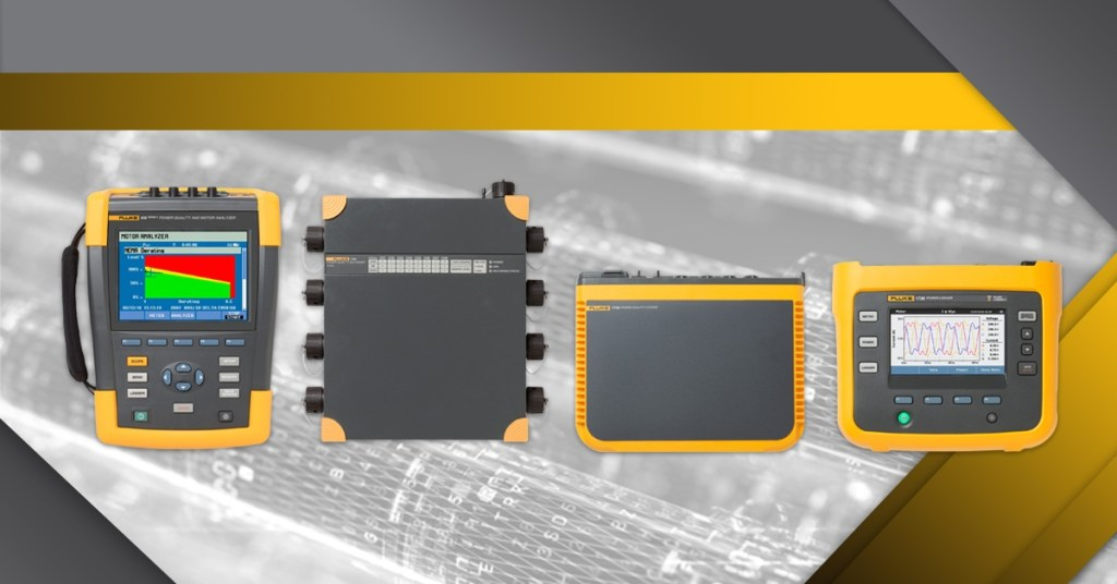 Fluke Power Quality Sustainment Campaign Web/Social Banners