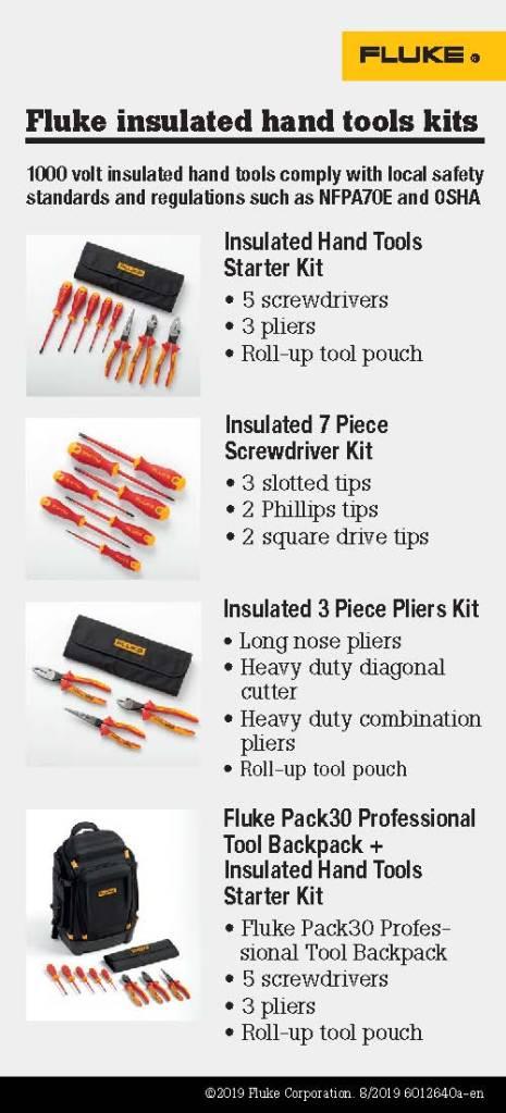 Insulated Hand Tools Box Stuffer