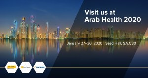Arab Health 2020 Web Banners