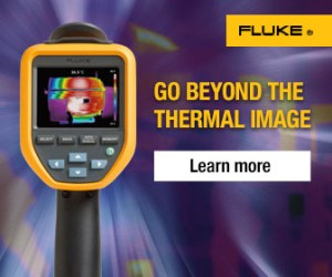 Fluke TiS55+ and TiS75+ Campaign Web Banners