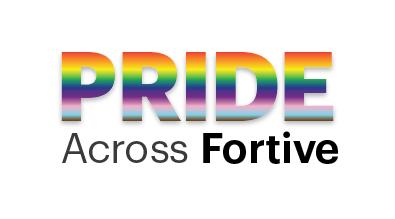 Pride Across Fortive Logo