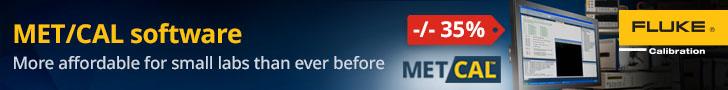 Fluke Calibration Software Promo Web Banners