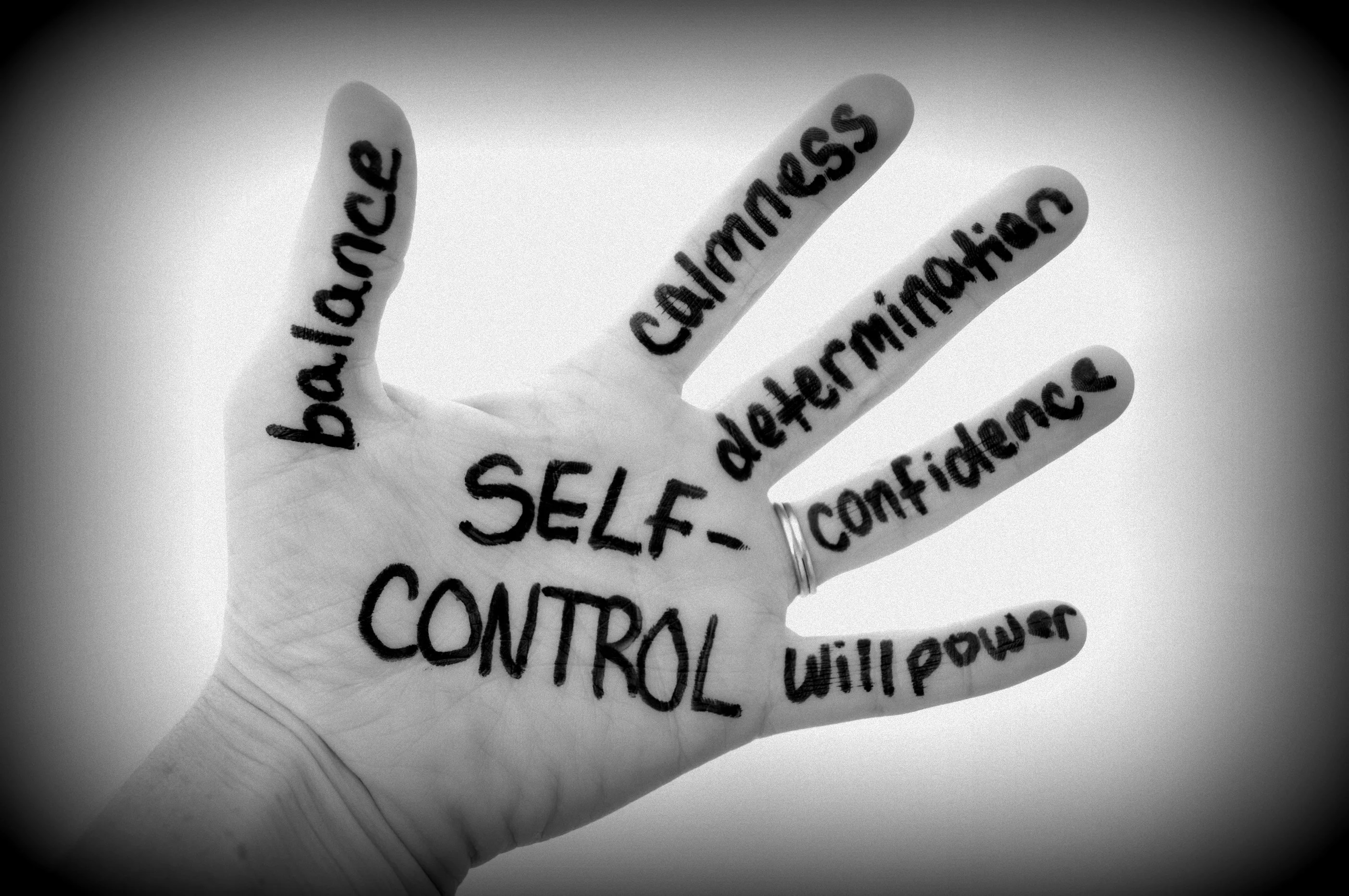 exercise self control for mlm success