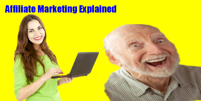 affiliate marketing explained simply