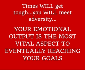 getting MLM leads requires correct emotional output
