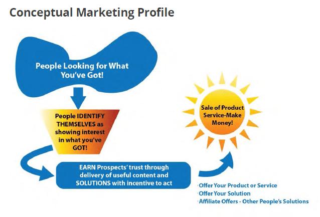 amf marketing profile