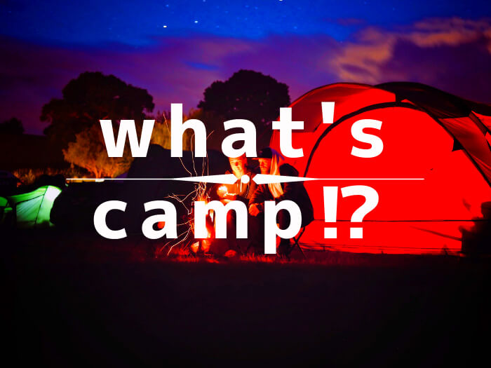 what's camp