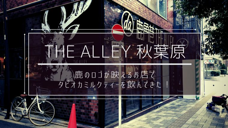 THE ALLEY 秋葉原店