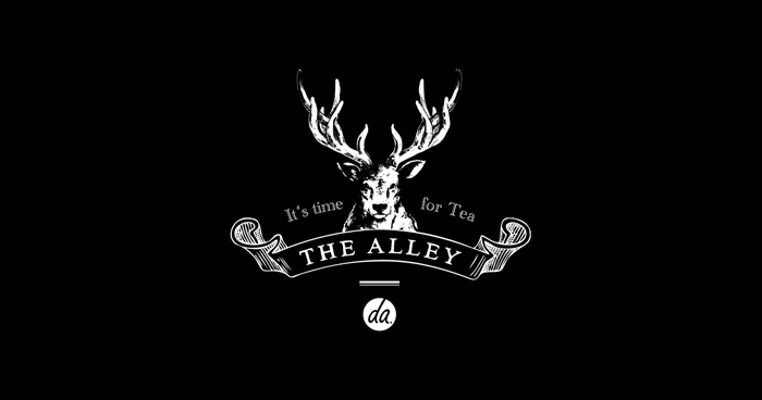 THE ALLEY ロゴ
