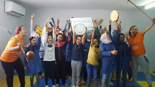Capoeira al-Shababi