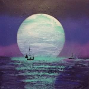 """"""" Coucher de Lune """" Disponible"""