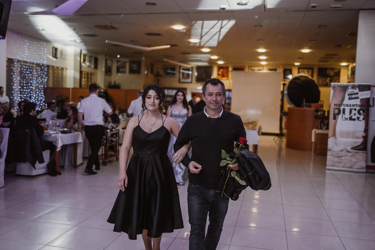 Gospodarsko razstavisce Ljubljana fotograf maturantski ples 17