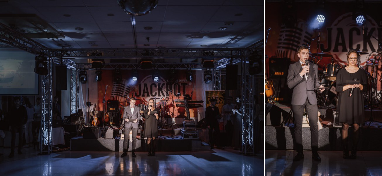 Gospodarsko razstavisce Ljubljana fotograf maturantski ples 64