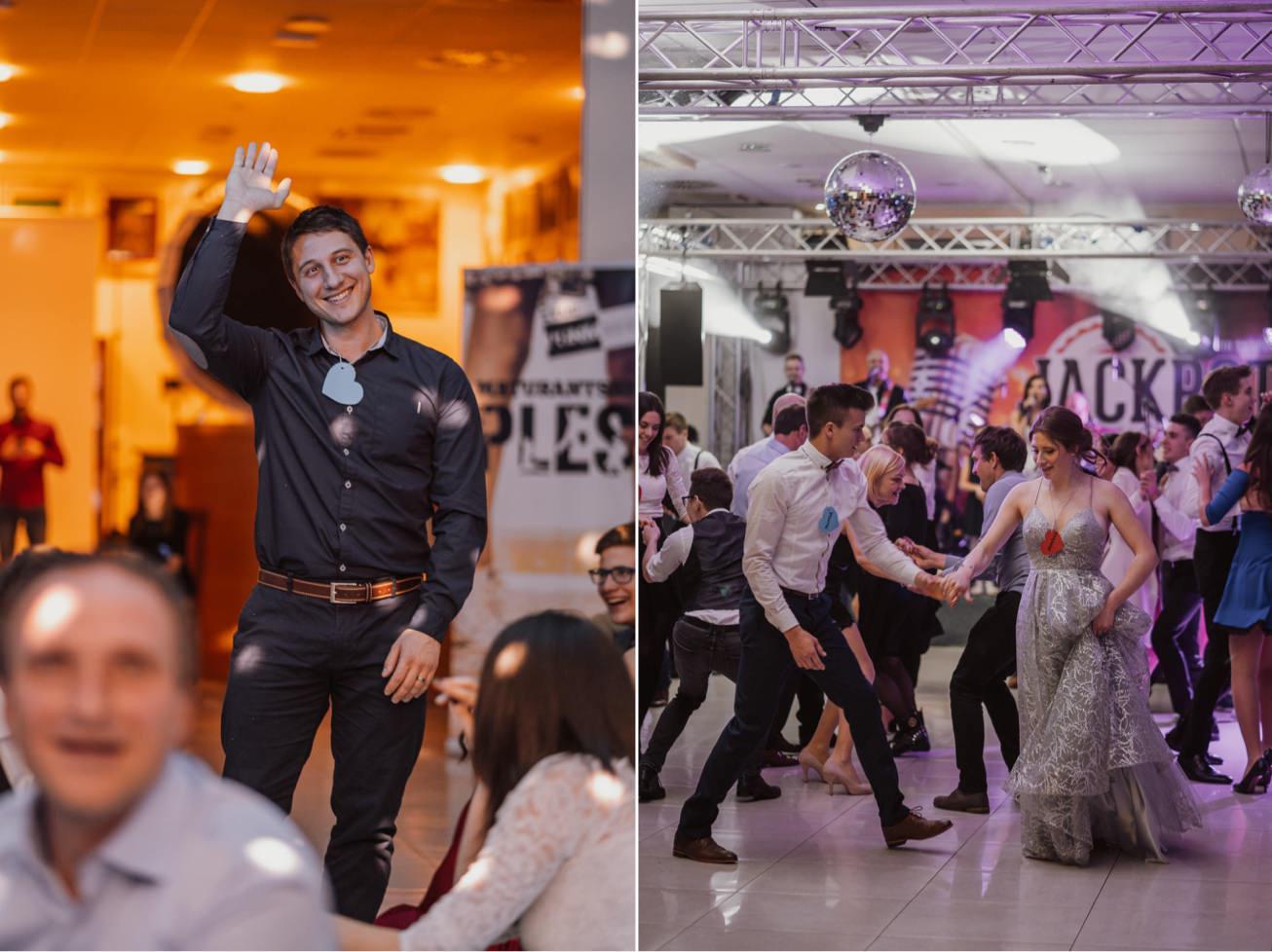 Gospodarsko razstavisce Ljubljana fotograf maturantski ples 74
