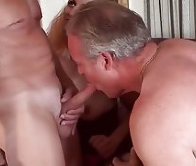 Couples Therapy 2 Bisexual Mature Threesome