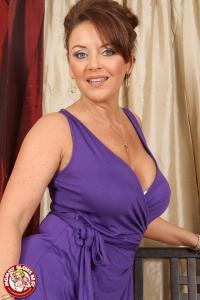 Janet Mason, geile mature milf