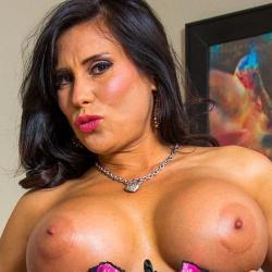 Sheila Marie, mature Latina milf