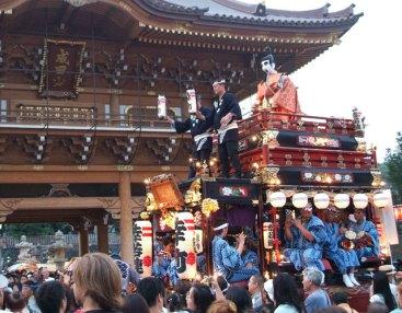 成田山祇園祭