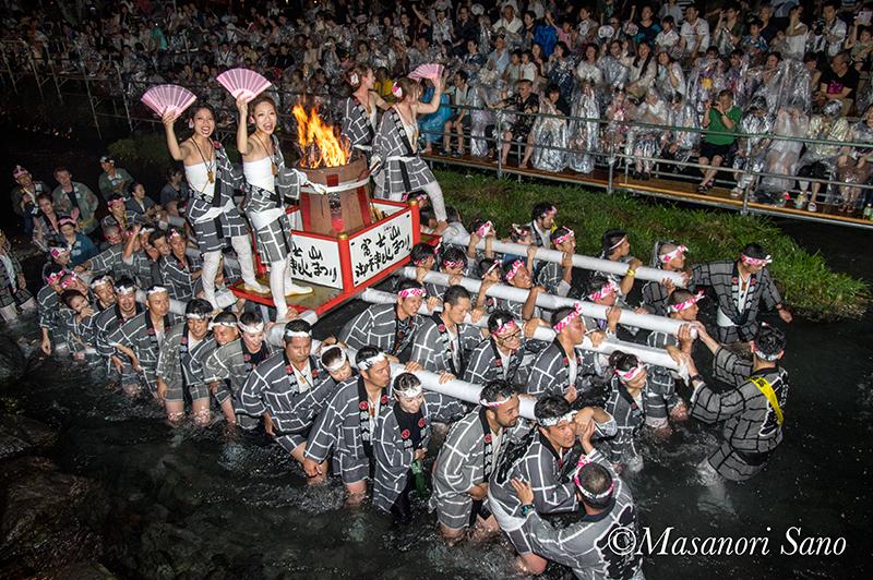 8月の祭り